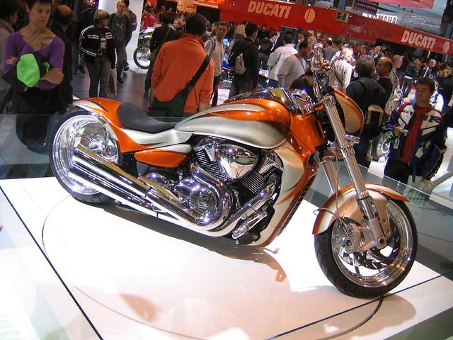 Suzuki Cruiser Motorcycles For Sale