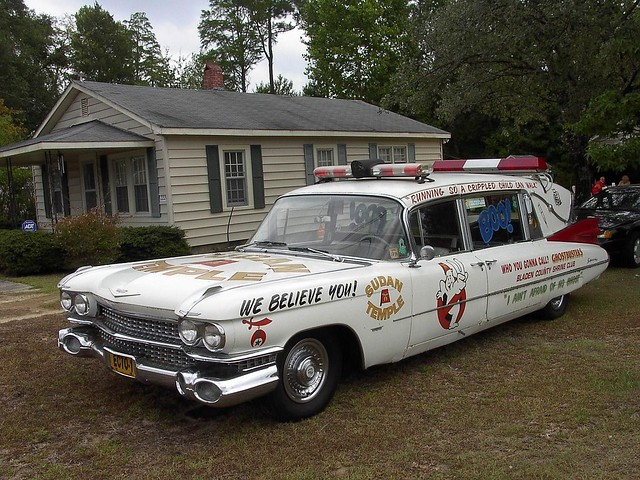 Home » Cadillac Ambulance For Sale