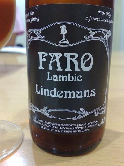 Faro lambic
