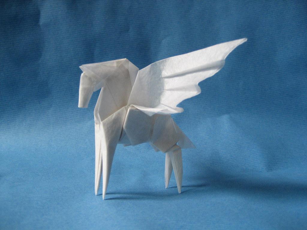 Pegasus Hojyo Takashi A Photo On Flickriver