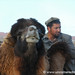 Camel at Kashgar Animal Market - China