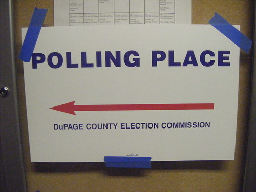 ELECTIONS DUPAGE COUNTY