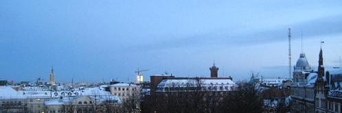 Sininen aamu