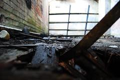 North Weald Redoubt - Rotten
