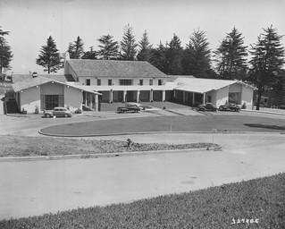 San Francisco, CA Presidio of San Francisco Enlisted Club in 1949