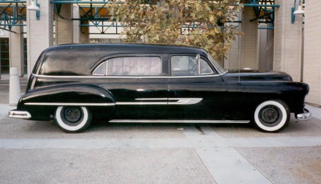 Waco Used Cars >> 1952 Pontiac Hearse | Flickr - Photo Sharing!