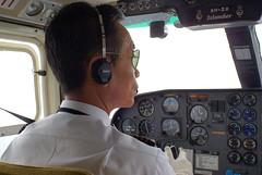 aircraft cabin(0.0), airline(1.0), pilot(1.0), aviation(1.0), person(1.0), cockpit(1.0), flight(1.0),