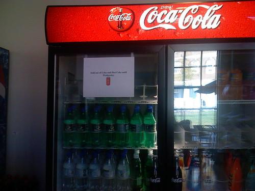 Nooo Diet Coke