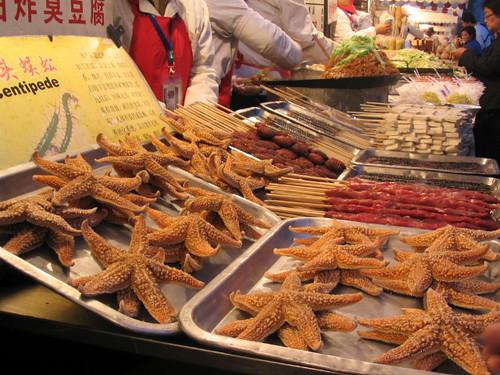 Street eats - starfish