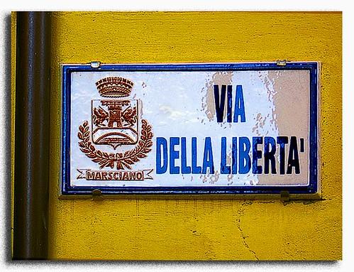 Via Della Liberta'