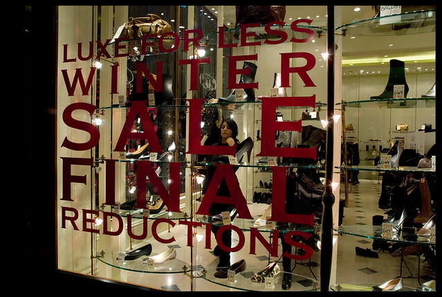 WINTER SALE FINAL REDUCTIONS