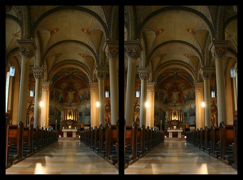 stereoscopic stereophotography 3d crosseyed stereopair luxembourg luxemburg stereographic larochette
