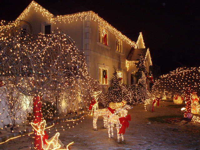 Christmas Lights Queens Ideas Christmas Decorating