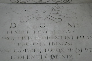 Marble Tomb Texture 1