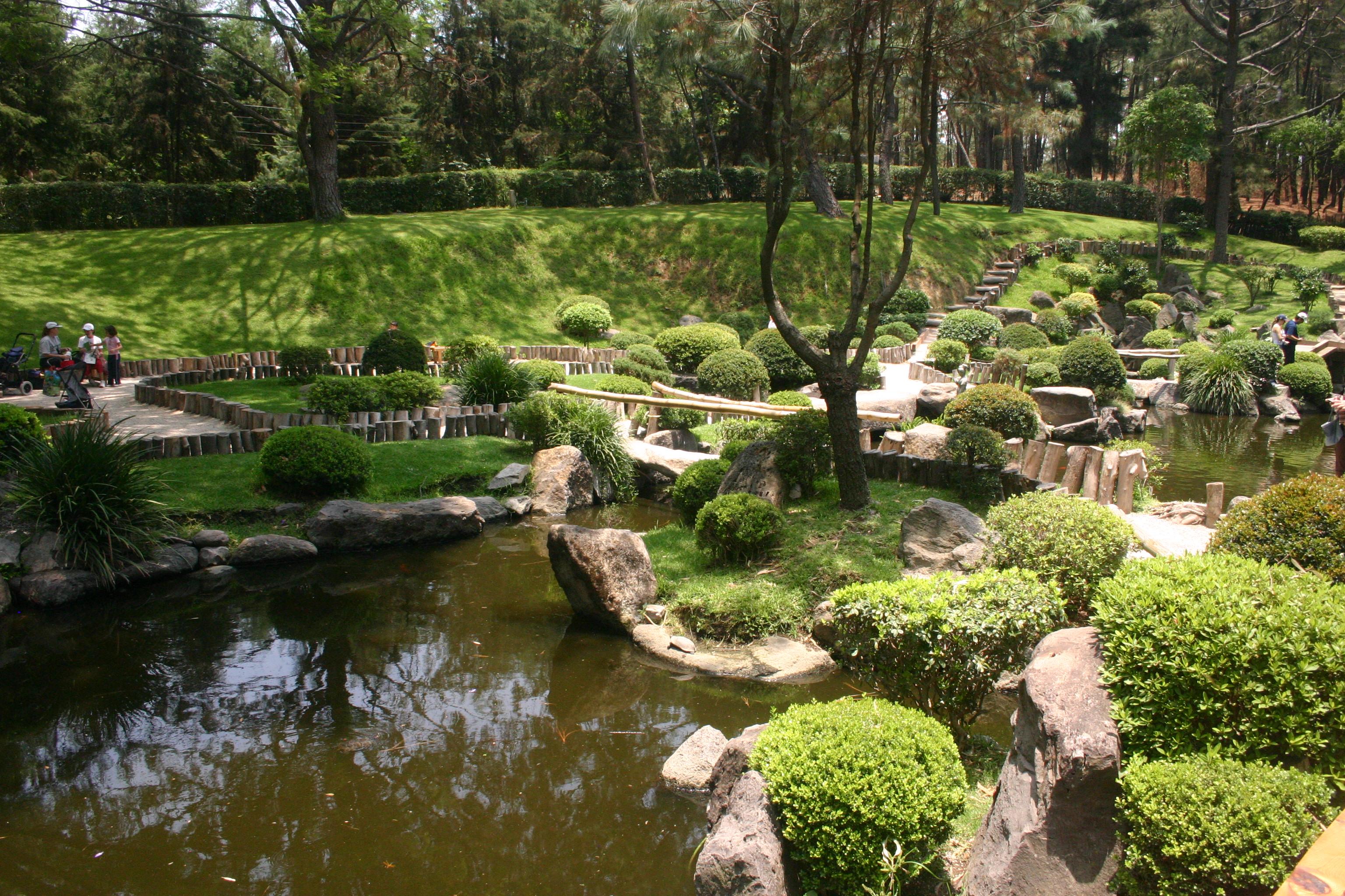 Jard n japon s parque colomos guadalajara jalisco for Carson bosque y jardin