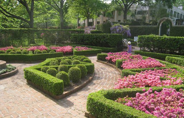 Bayou Bend Garden Flowers A Gallery On Flickr