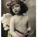 Vintage Postcard ~ Sweet Cupid