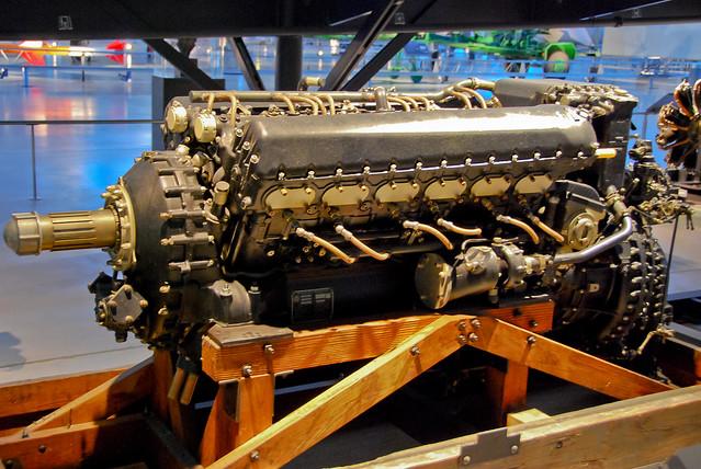 Packard    V1650 variant of the the RollsRoyce Merlin    engine       12       cylinder     60    V   27 litre