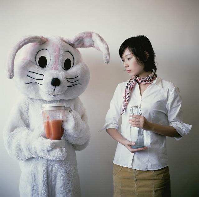 carrot juice by HaoJan