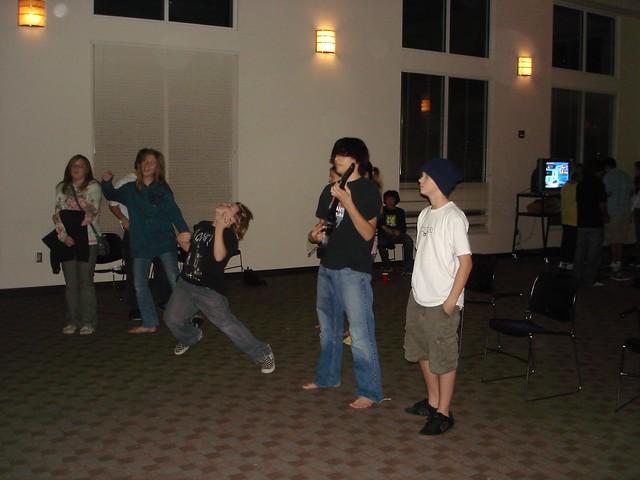 Bluffton Virtual Teen Night
