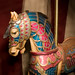 The Sad Carousel Horse by TunnelBug