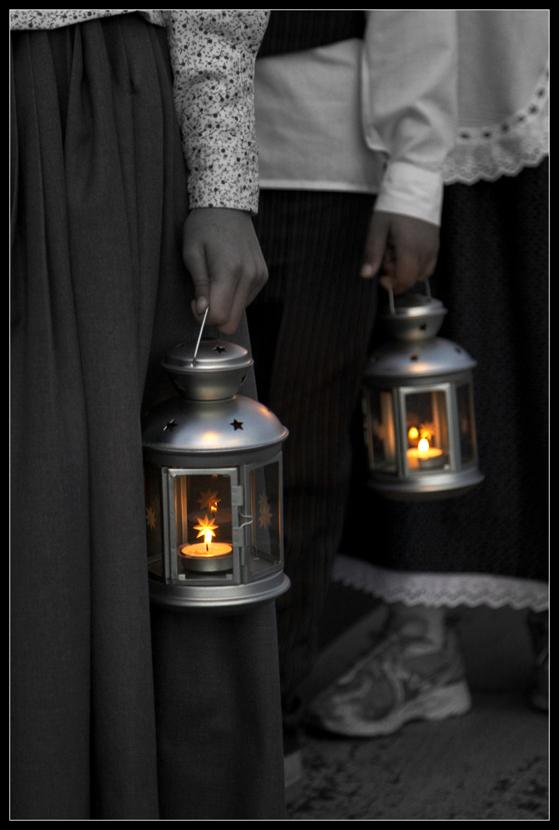 La luz que guía a los Reyes / Christmas at Canary Island