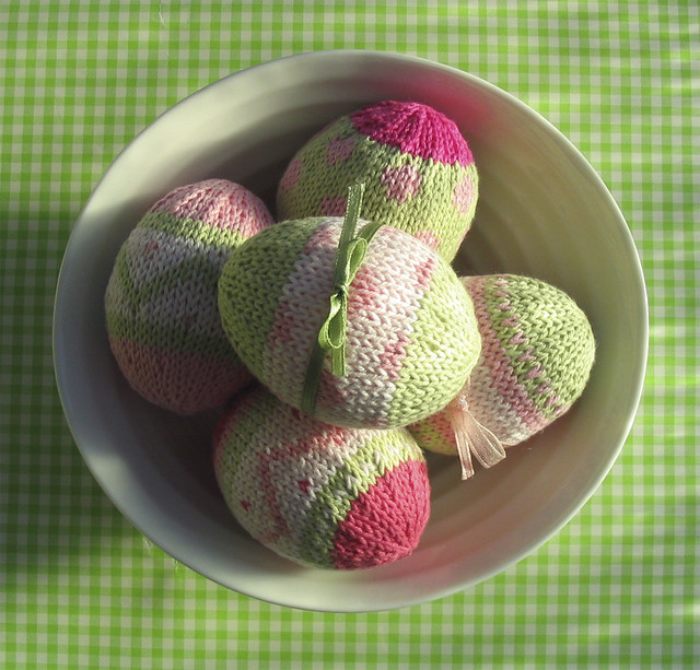 Knitted Easter Eggs Free Patterns : knitted easter eggs Flickr - Photo Sharing!