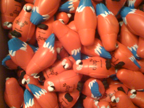 flock of chirps