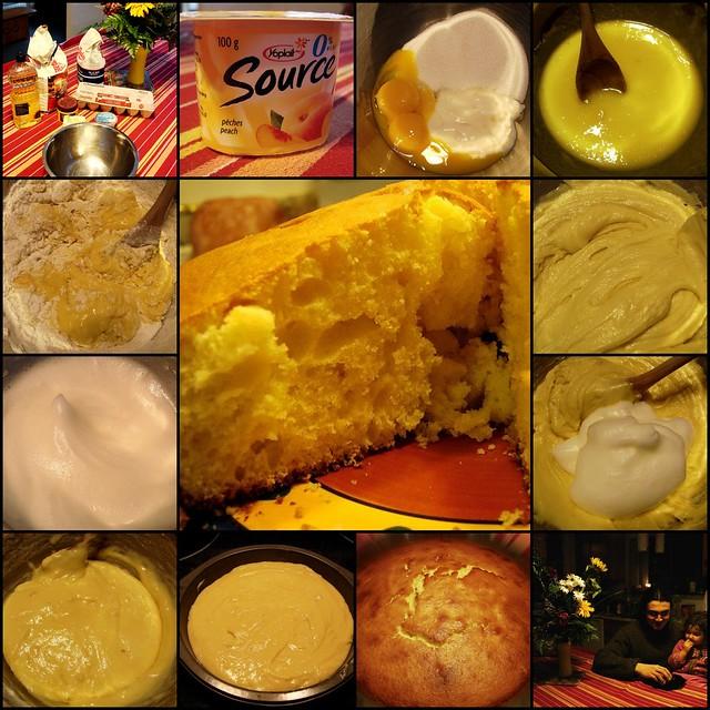 Recette Cake Yaourt Au Cacao