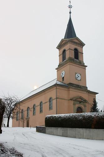 Eglise de Ruederbach