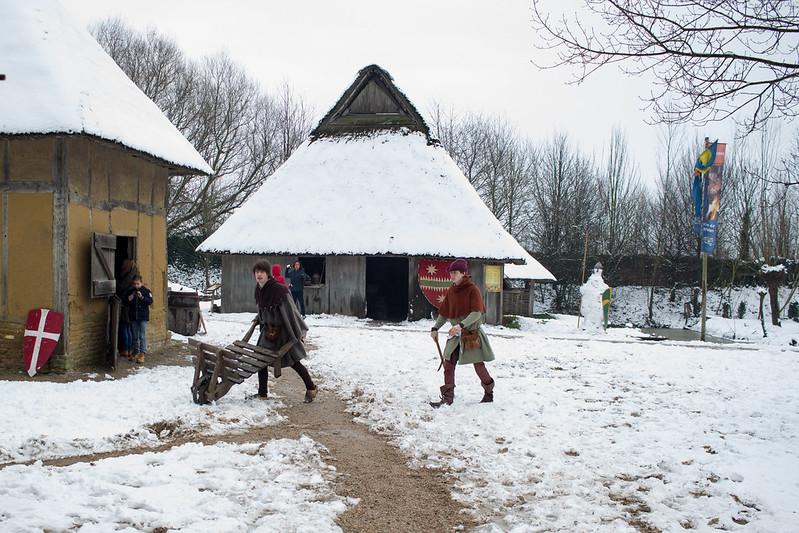 Snow in Archeon