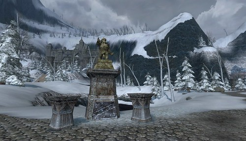 Statue of Thorin Oakenshield