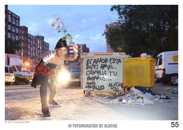 PRIMER PREMIO JURADO TÉCNICO 3 FOTOMARATÓN ALUCHE
