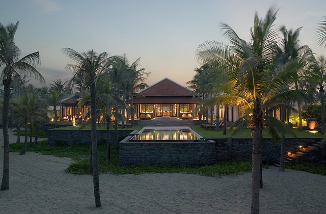 The Nam Hai Beachfront Pool Villa