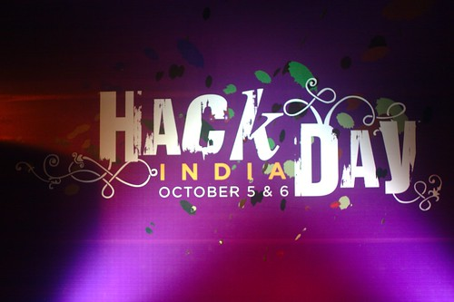 Hackday Poster | by balajijegan