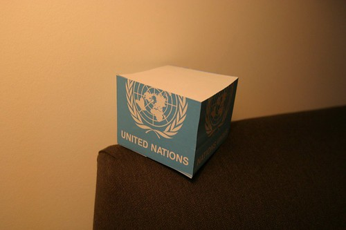 united nations notepad