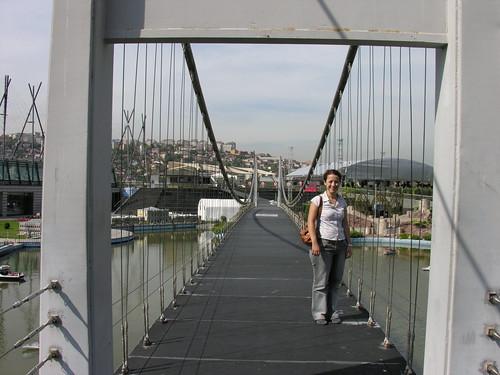 Boszporusz-híd a Miniatürk-ben