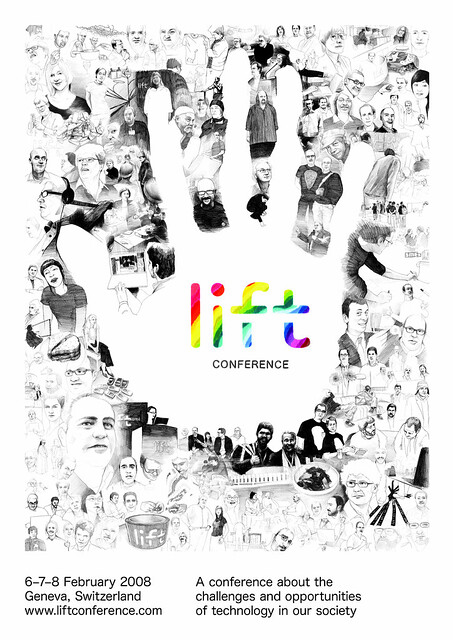 LIFT08 visuals