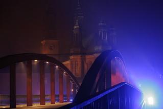 Most biskupa Jordana i katedra poznańska