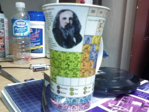 Periodic Table Mug!