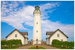 Leuchtturm von Hirtshals(DK)