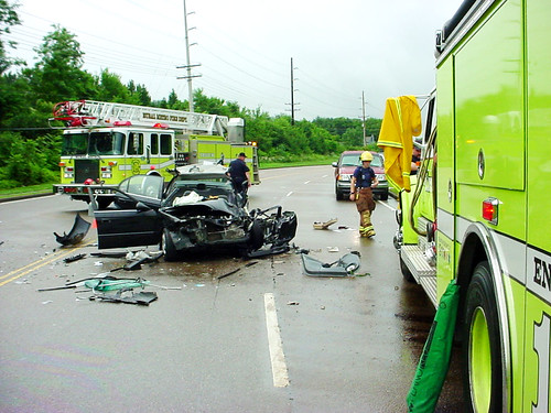 Fatal MVA---Cell Phone Tragedy