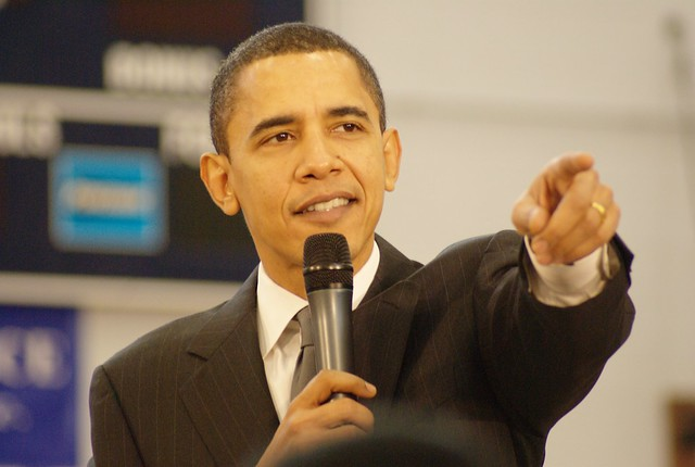 Barack Obama (used by Wikipedia, etc)