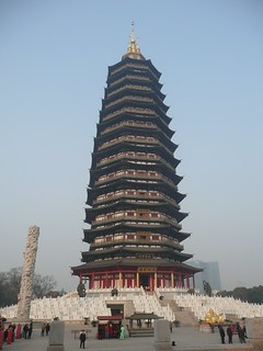 Pagoda in Changzhou