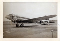 aviation, narrow-body aircraft, airliner, airplane, propeller driven aircraft, vehicle, douglas c-47 skytrain, douglas dc-3,
