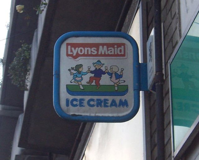 Lyons Maid Ice Cream