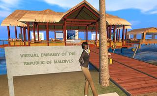 Maldives – 1st real embassy in a virtual world 22