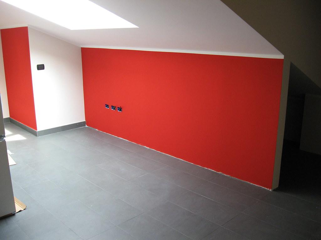Forum Arredamento.it •chi di voi ha una parete rossa???