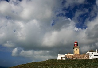 The most western lighthouse of Europe
