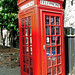 London Phone Booth by gnatallica